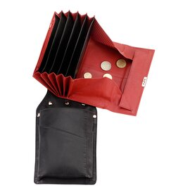waiter wallet quiver cow nappa red  L 145 mm product photo