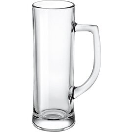 beer mug DANUBIO 37 cl with mark; 0.3 ltr with handle product photo