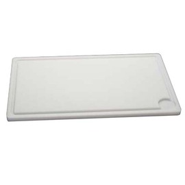 HACCP cutting insert  • white with juice rim product photo
