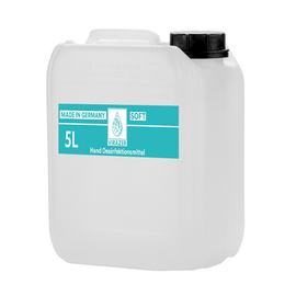 gand disinfectant VIRAZER soft | 5 liters canister product photo