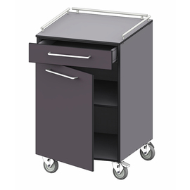 Outdoor-Service Station | 1 drawer | 1 wing door | 1 middle shelf 600 mm product photo